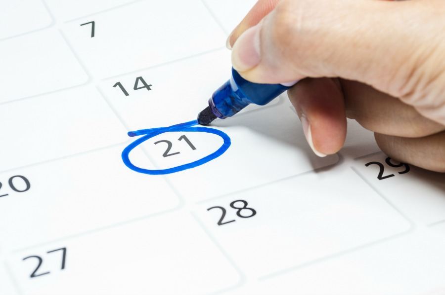 Maximize your final month of lsat prep law school toolbox date on the calendar malvernweather Images