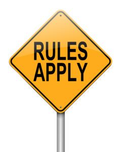 Rules for Legal Writing