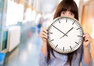 Ahead Of The Curve: Time Management When Starting Law School