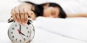 The Importance of Sleep in Law School