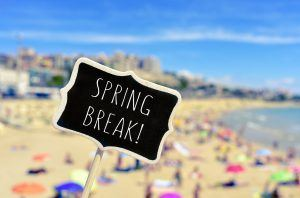 How to Use Your Spring Break Effectively